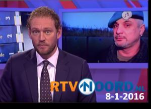 C.K in RTV-Noort