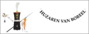 logo huzare van boreel