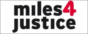 logo miles 4 justice