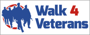 logo walk4veterans